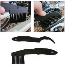 Pulisci catena pulizia catena bici bicicletta utensile spazzola ciclismo sport