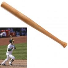 Mazza da baseball softball in legno 84 Cm mazze sport resistente adulti bambini