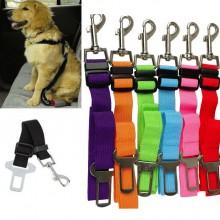 Cintura di sicurezza imbracatura cane cani guinzaglio pettorina auto regolabile