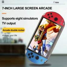 Console portatile 7 pollici 16GB 32bit giochi preinstallati e caricabili Andowl
