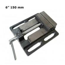"""Morsa da banco per trapano a cilindro 6"""" 150 mm in acciaio morsetti bricolage"""