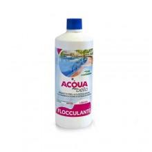 Liquido Flocculante 1L rapida dissoluzione Manutenzione Piscina Chiarificazione