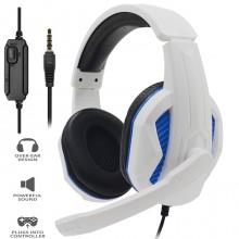 Cuffie Gaming da Gioco con Microfono PC PS4 PS5 Xbox colore bianco pro Play