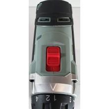 Trapano avvitatore con batteria litio 12V fori legno ferro muro ergonomico LED