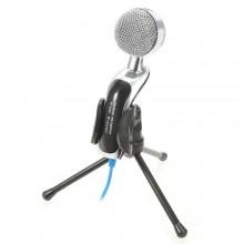 Microfono a condensatore USB SF-922 Supporto treppiedi 1.5 Metri 4.5V 180 gradi