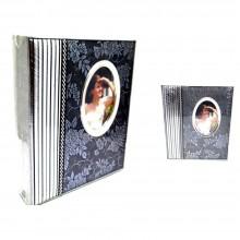 ALBUM PER FOTO SCRAPBOOKING 22.5 x 21 Cm ORGANIZZATORE CONSERVATORE RICORDI