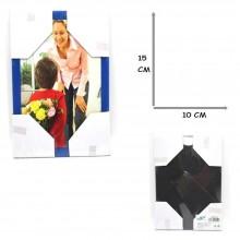CORNICE BXT 10 X 15 CM PORTA FOTO FOTOGRAFIA FOTOGRAFIE SCATTI RICORDI FAMIGLIA