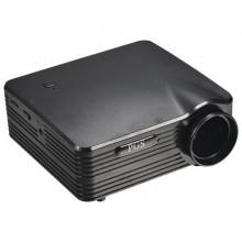 Mini proiettore P2P MMX 16 giochi Joystick Risoluzione 680x480 TV Film proietta