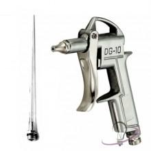 Pistola a soffiaggio professionale aria compressa attacco filettato compressore