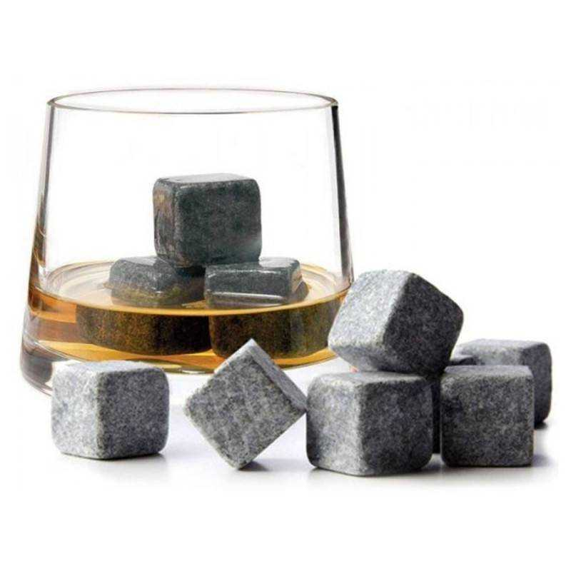 Pietre da whisky cubetti ghiaccio roccia rinfresca whiskey drinks riutilizzabile