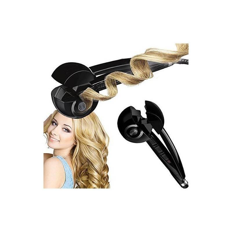 Arriccia Capelli curl piastra perfect onde pro boccoli ricci mira arriccia