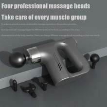 Massaggiatore portatile fascial gun per muscoli schiena addominali dolori KH-740
