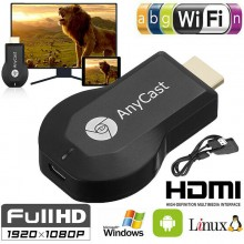 AnyCast M12 Plus ricevitore WiFi Airplay display Miracast HDMI TV DLNA 108 PG