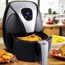 Friggitrice ad aria cibo salutare friggitrice olio libero e cucinare 1300-1500 W