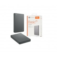 Hard disk esterno 2,5 USB 3.0 Autoalimentato 1Tb 1000 Gb Seagate STJL1000400 PC