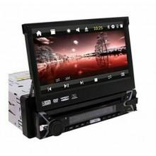 """7"""" RETRATTILE HD AUTORADIO 1080p CON SCHERMO TOUCH SCREEN BLUETOOTH MP3 LETTORE"""