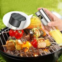 Nebulizzatore olio 100ml spray portatile spruzzatore olio aceto da cucina gocce