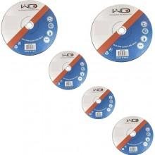 5 dischi a lamelle a superficie bombata per smerigliatrici diametro 180 mm grana P40 metalli legno