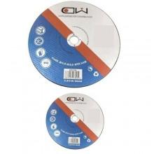 5 dischi a lamelle a superficie bombata per smerigliatrici diametro 180 mm grana P60 metalli legno