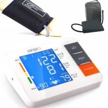 Misuratore di pressione da braccio Sfigmomanometro digitale braccio sangue