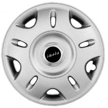 Copricerchi borchie coppa ruote 13'' plastica cromata  auto ruote cerchione 13