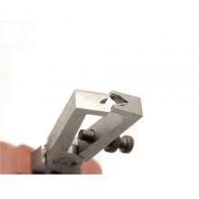 Pinza spella fili in acciaio da 6'' 150mm spessore regolabile manici rivestiti