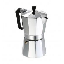 Caffettiera moka in alluminio macchina macchinetta caffè 1 2 3 6 tazze espresso