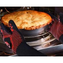Guanti barbecue da Cucina resistenza resistenti al calore 800° BBQ ignifughi