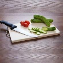 Tagliere legno manico in acciaio aperitivo vassoio taglieri per salumi formaggi