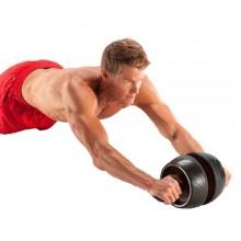 RULLO esercizio addominale AB Carver Pro con molla caricata perfetto per principianti
