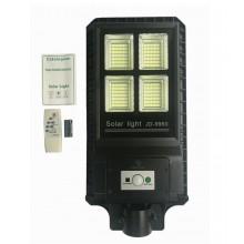 Lampione stradale LED 60 W pannello solare fotovoltaico 60W con telecomando IP66