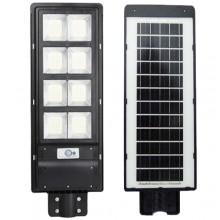 Lampione stradale LED 60 W pannello solare fotovoltaico 180W con telecomando IP66