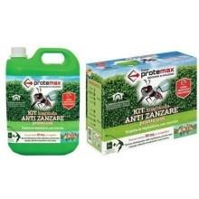 Insetticida Anti Zanzare Concentrato Protemax 150 Metri Quadrati 2L erogatore