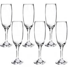 Set Cok Calice Flute Emperador 21 cl per Champagne 6 pz
