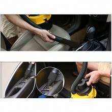 Aspirapolvere portatile con accessori auto camper presa accendisigari 12V