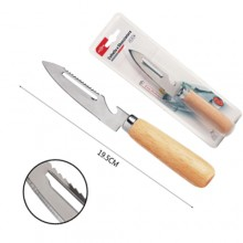 Sbucciatore e coltello doppio uso pela patate sbuccia patate spelucchino