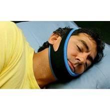 Cintura Mandibolare Fascia Elastica Notturna per Smettere di Russare Snore less