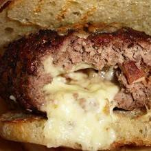 Pressa stampo per hamburger normali e farciti STUFZ burger