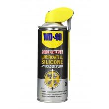 WD 40 Specialist lubrificante silicone spray due posizioni resistente all'acqua