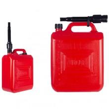 Tanica per carburante omologata idonea x trasporto di gasolio benzina 10 lt