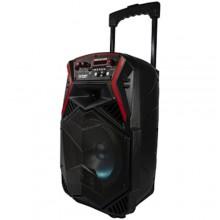 Cassa portatile radio fm usb sd mp3 bluetooth smartphone speaker