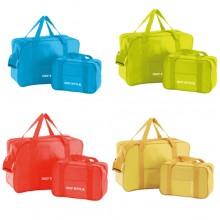 Borsa termica frigo Gio Style Fiesta set 2 pezzi 7 L 24 litri colori assortiti