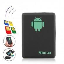 Mini A8 USB GPS tracker tempo reale auto mondiale GSM/GPRS localizzatore globale