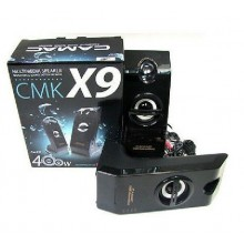 CAMAC CMK-x9 casse speakers 2.0 400W PC desktop laptop notebook USB jack
