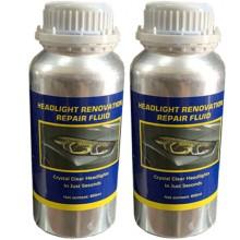 Polimero liquido kit lucidatura fari fanali auto ricarica ripristino policarbona