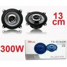 Casse altoparlanti diffusori 300 Watt 13cm Auto suono HDPlanter 130mm sub woofer