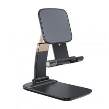Supporto cellulare smartphone tablet iPad da tavolo pieghevole e regolabile