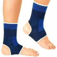 Coppia cavigliera ortopedica tutore supporto caviglia fascia elastica fitness