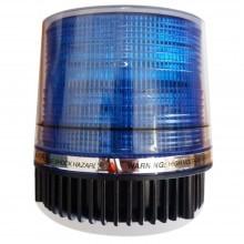 Lampeggiante di emergenza blu/rosso o blu per auto xenon presa accendisigari