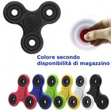 3x fidget spinner antistress cuscinetto sfera rilassante anti stress tascabile